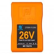 FXLION V-Lock Battery 26V.270WH