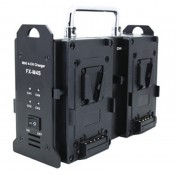 FXLION Mini 4-CH V-Lock Charger