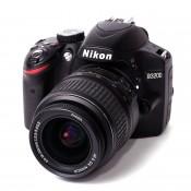 Nikon D3200 m/18-55mm 3,5-5,6