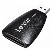 Lexar Cardreader Prof 2-in-1 SD/MicroSD