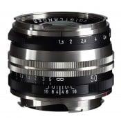 Voigtländer Nokton 50mm f/1,5 II S.C. VM