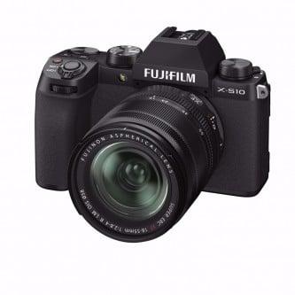 Fujifilm X-S10 m/XF 18-55mm black