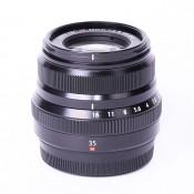 Fujinon XF 35mm f/2,0 R WR Black DEMO