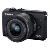 Canon EOS M200 m/15-45mm sort