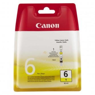 Canon BCI-6Y gul