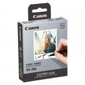 Canon XS-20L selvklæber printmedie. 20 stk.til QX10