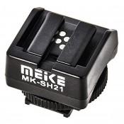 Meike Sony til Sony hot shoe Converter