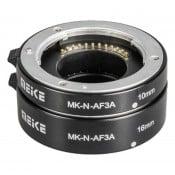 Meike Extension Tube set til Nikon 1