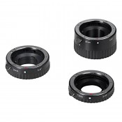 Meike Extension Tube set til Sony A