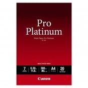 Canon pro platinum PT-101 A4 premium fotopapir