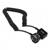 Meike TTL kabel 1,5 m til Nikon SC-28