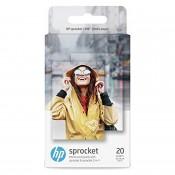 HP Sprocket Zink fotopapir 5 x 7,6 cm