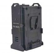 FXLION Mini V-Lock Dual lader