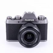 Fujifilm X-T100 + Fuji XC 15-45mm f/3.5-5.6 OIS PZ
