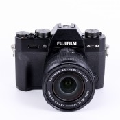Fujifilm X-T10 sort m/XC 16-50mm f/3.5-5.6