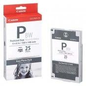 Canon CP E-P25BW fotopapirsæt og kasette