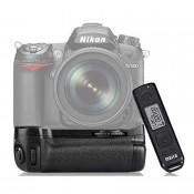 Meike batterigreb Nikon D7000 Remote