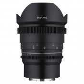 Samyang 14mm T3.1 VDSLR MK2 Nikon F