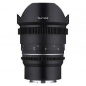 Samyang 14mm T3.1 VDSLR MK2 Canon EF
