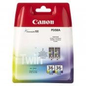 Canon CLI-36 C/M/Y multipakke