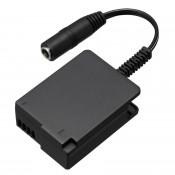 Panasonic DMW-DCC8 batterikobling