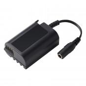 Panasonic DMW-DCC17GU batterikobling til S5