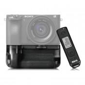 Meike batterigreb til Sony A6500 Remote