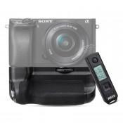 Meike batterigreb til Sony A6300/A6000 Remote