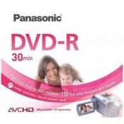 Panasonic DVD-R 30 min