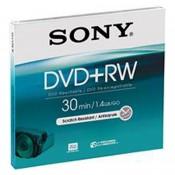 Sony DVD+RW 30 min