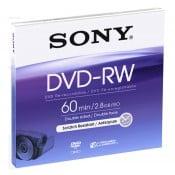 Sony DVD-RW 60 min