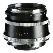 Voigtländer Ultron 28mm f/2 I VM sort