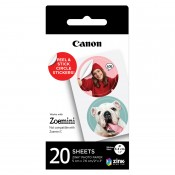 Canon ZP-2030-2C Zoemini zink fotopapir, rundt