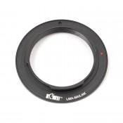 Kiwi M 42 lens til Nikon mount
