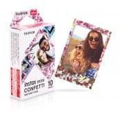 Fuji Instax mini film Confetti 1x10