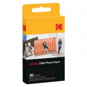 Kodak Zink Paper 2x3 20-pack (5x7,6 cm)