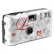 Topshot Love white Engangskamera