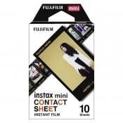 Fuji Instax Mini Contact Sheet Film 1x10 stk.