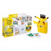Fuji Instax Mini Link bundle m/ printer og Pokémon-etui