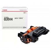 Canon 039 H sort lasertoner