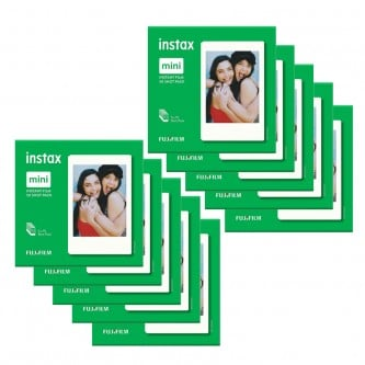 Fujifilm Instax Mini Film 500 Pak