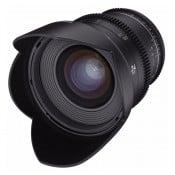 Samyang 24mm T1.5 VDSLR MK2 til Sony FE