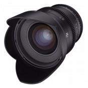 Samyang 24mm T1.5 VDSLR MK2 til Fuji X