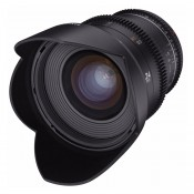 Samyang 24mm T1.5 VDSLR MK2 til Canon M
