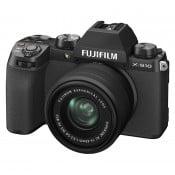 Fujifilm X-S10 m/XC 15-45mm black