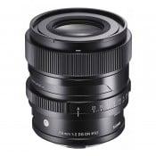 Sigma 65mm F2 DG DN C Sony FE