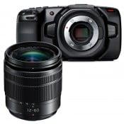Blackmagic Pocket Cinema Camera 4K m/12-60mm