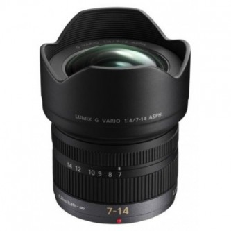 Panasonic Lumix 7-14 mm F4,0 ASPH