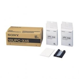 Sony / DNP 10UPC-X46 10X25 P Pasfoto