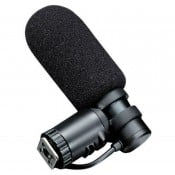 Fuji MIC-ST1, External Stereo Microphone - 2,5mm inkl. adaptor